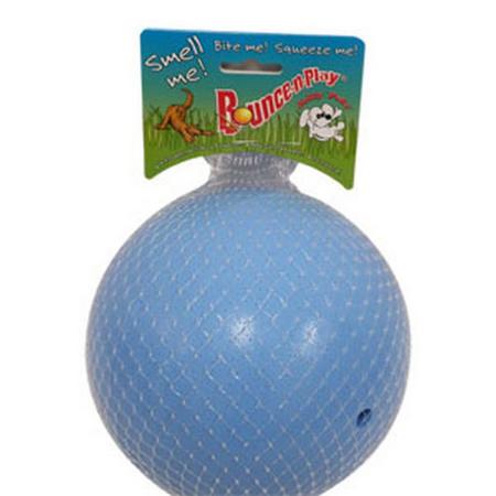 Jolly Bounce n Play Ball Light Blue 6inch