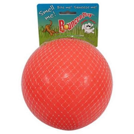 Jolly Bounce n Play Ball Orange 6inch