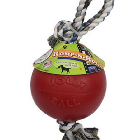 Jolly Romp n Roll Ball Red 6inch