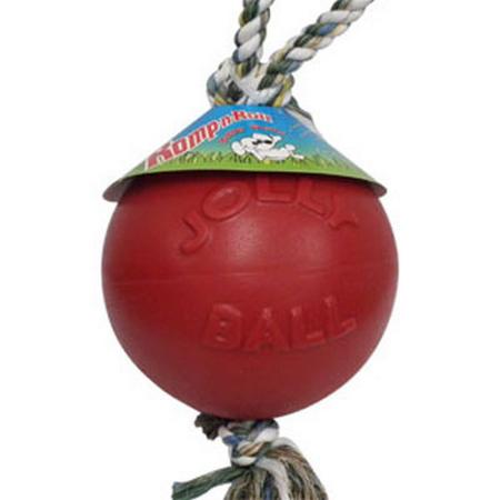 Jolly Romp n Roll Ball Red 8inch