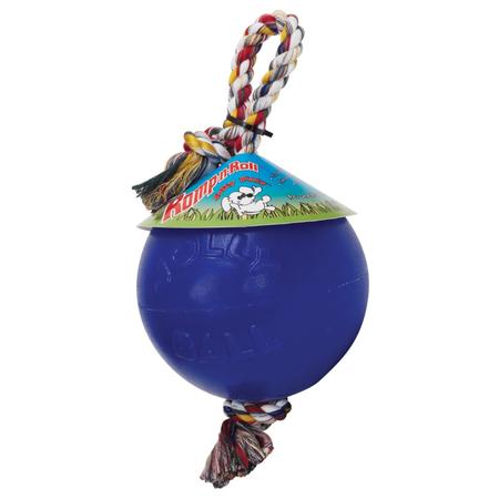 """Jolly Romp-n-Roll Ball Blue 8"""""""""""
