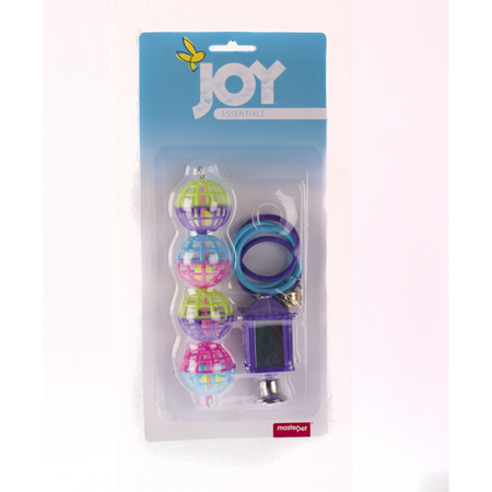 Joy 3 piece Toy Assortment