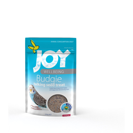 Joy Budgie Talking Treat 250g