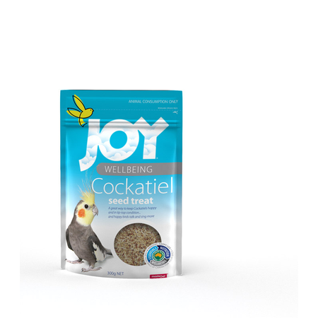 Joy Cockatiel Seed Treat 300g