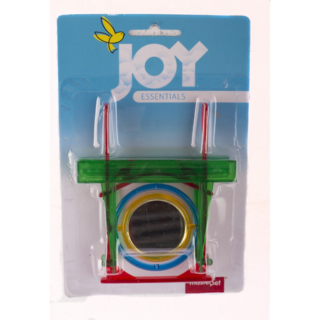 Joy Double Swing Spinning Mirror