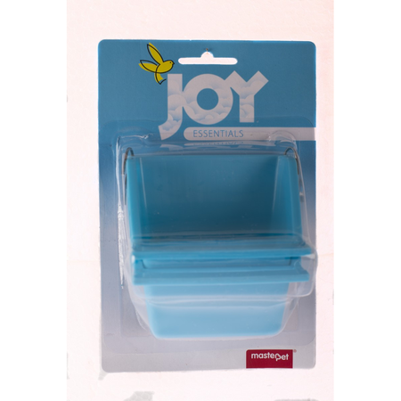 Joy Hi Back Bird Feeder 2 Pack Multi 4oz