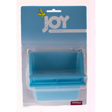 Joy Hi Back Bird Feeder 2 Pack Multi 6oz