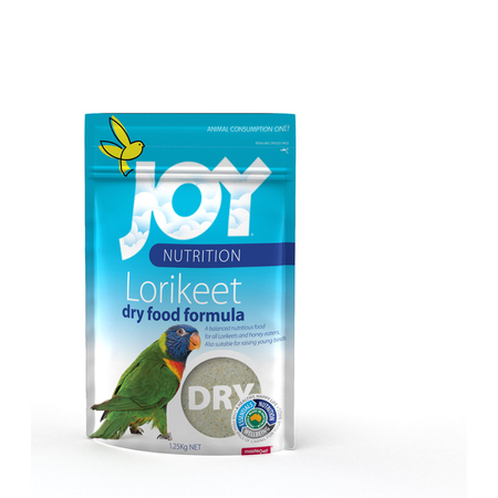 Joy Lorikeet Dry Food Formula  1.25kg