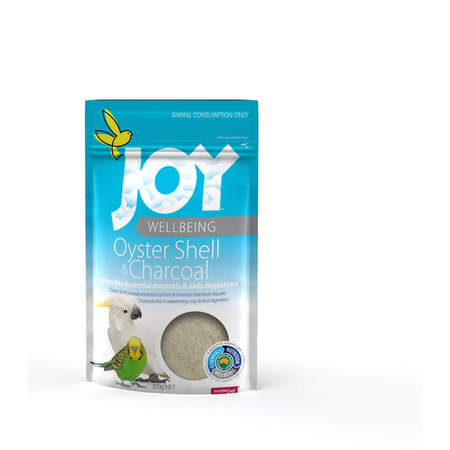 Joy Oyster/Charcoal - 300gm