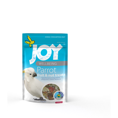 Joy Parrot Fruit/Nut 250g