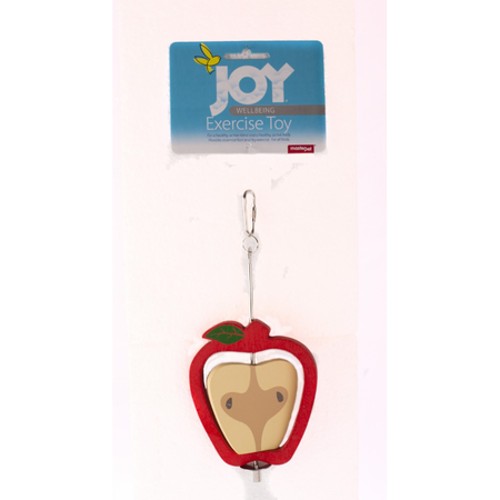 Joy Wood Apple with Skewer