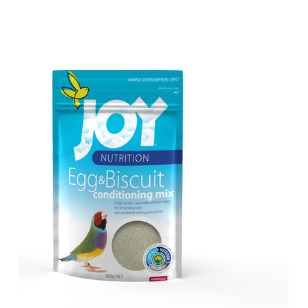 Joy - Egg and Biscuit - Bird Supplement and Rearing Mix