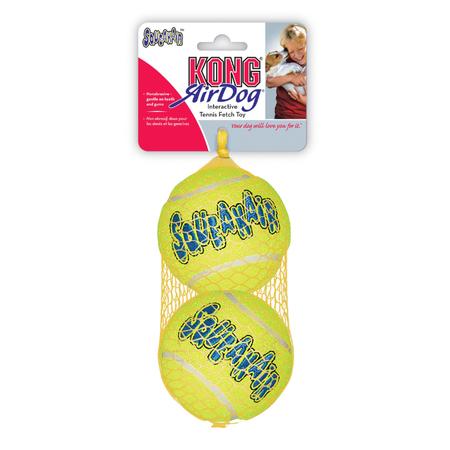 KONG AirDog Squeaker Balls - Large