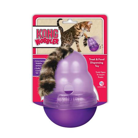 KONG Cat Wobbler - 14cm