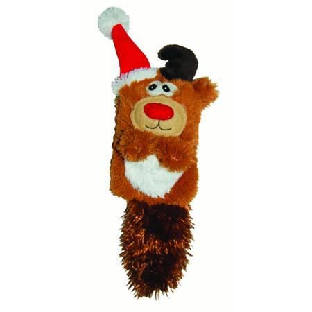 KONG Christmas Holiday Kickeroo Reindeer