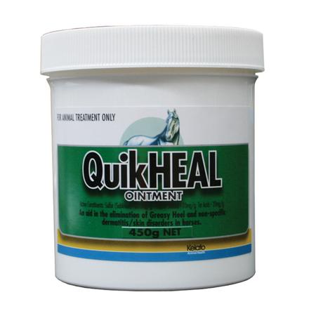 Kelato Quik Heal Hoof and Skin Oinment for Horses  450gm