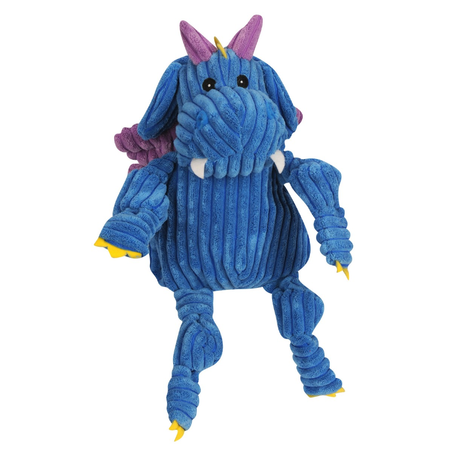 Knottie Puff the Dragon - Blue Large