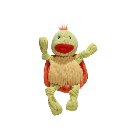 Knottie Turtle Small Soft Dog Toy