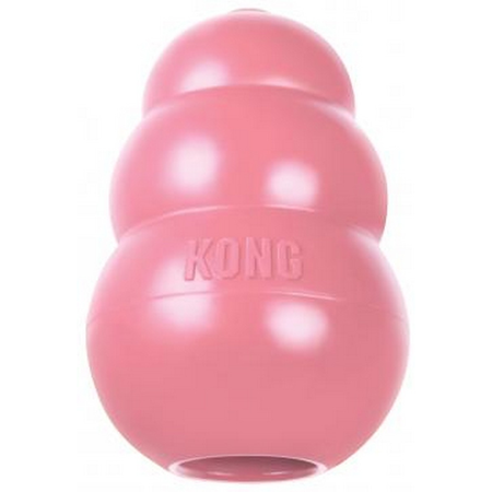 Kong Classic Puppy Treat Dispensing Dog Toy Medium