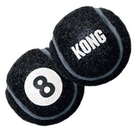 Kong - Assorted Sports Balls - 3 Pack