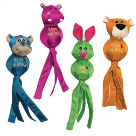 Kong - Wubba Ballistic Friends - Dog Fetch Toy
