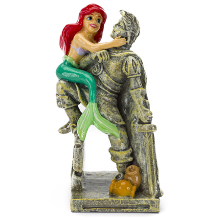 Little Mermaid - Ariel and Eric Statue - Large
