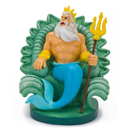 Little Mermaid - King Triton - Large 7.5cm