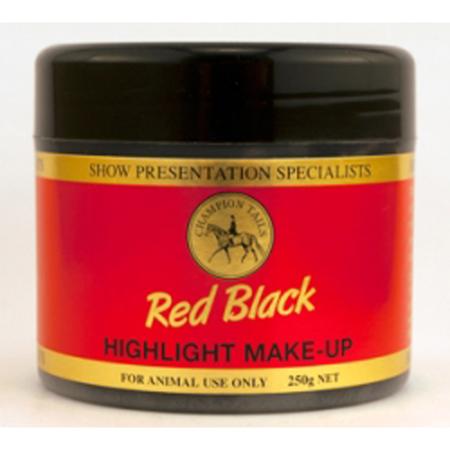 Make-Up Colour Red Black Horse - 250gm