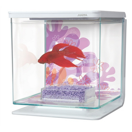 Marina Betta Kit Flower - 2 Litres