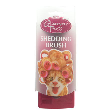 Masterpet GlamourPuss Shedding Brush