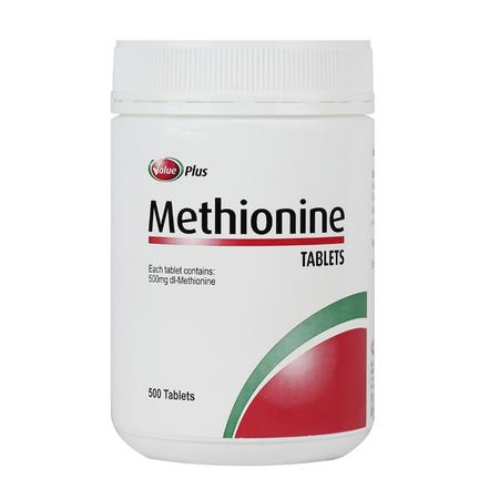 Methionine Tablets - 500s