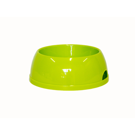 Moderna Eco Plastic Dog Bowl Green 2.45L
