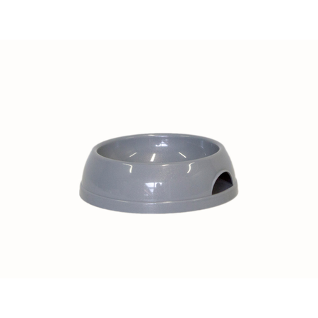 Moderna Eco Plastic Dog Bowl Grey 770ml