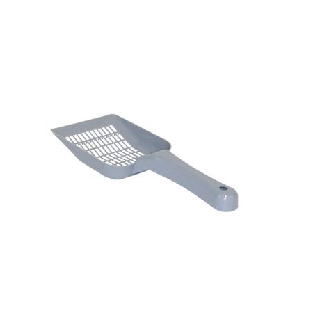 Moderna Jumbo Plastic Cat Litter Scoop Grey