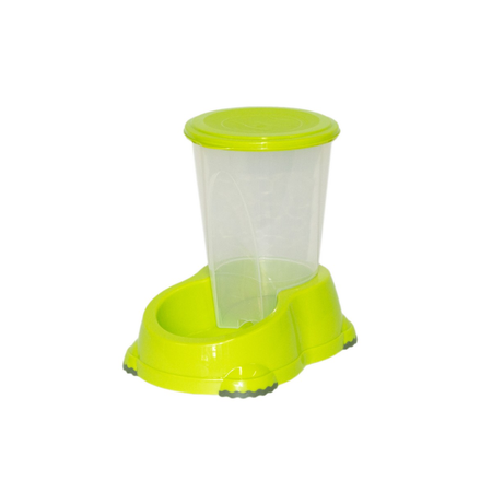 Moderna Smart Sipper Plastic Dog Waterer Green 3L