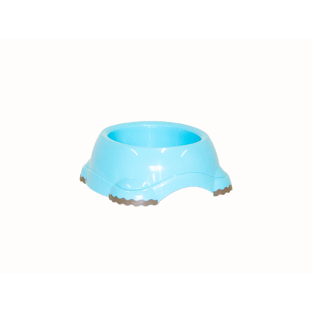 Moderna Smarty Non Slip Plastic Cat Bowl Fun Blue 210ml