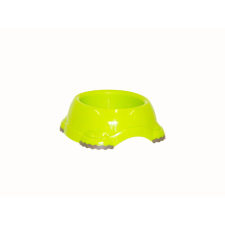 Moderna Smarty Non Slip Plastic Cat Bowl Green 210ml