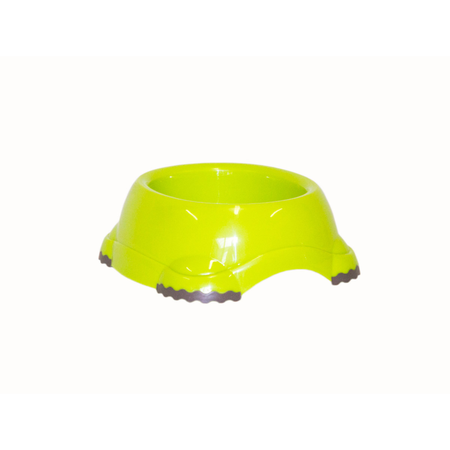 Moderna Smarty Non Slip Plastic Dog Bowl Green 315ml
