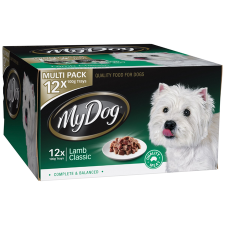 My Dog Chef Select Lamb Classic - 12 x 100gm