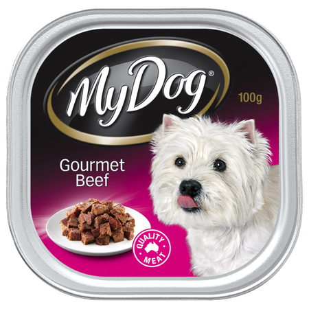 My Dog Gourmet Beef - 100gm