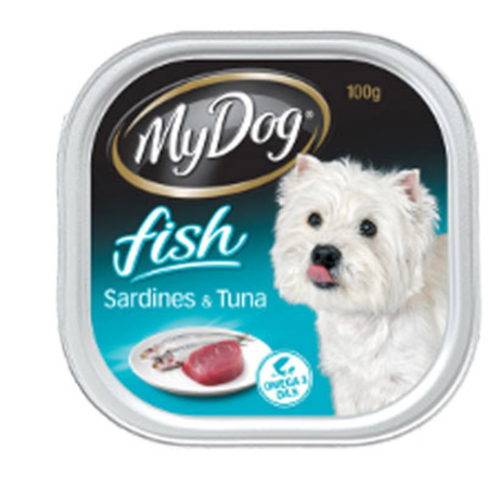 My Dog Sardine and Tuna - 100gm