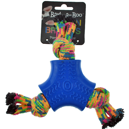 Neon TPR Rope Tri-Flyer