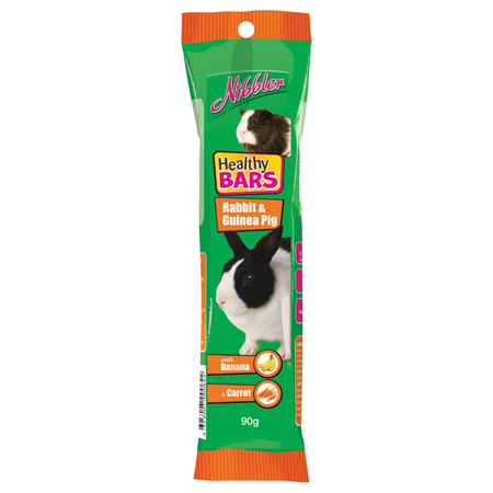 Nibbler Healthy Bar Banana & Carrot - 90gm