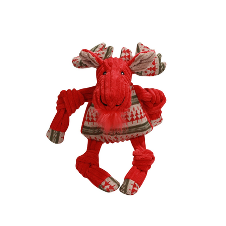 Nordic Holiday Moose Knottie Small