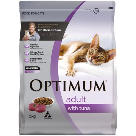 OPTIMUM Cat with Tuna - 3kg
