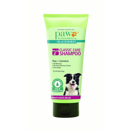 PAW Classic Care Dog Shampoo  200ml