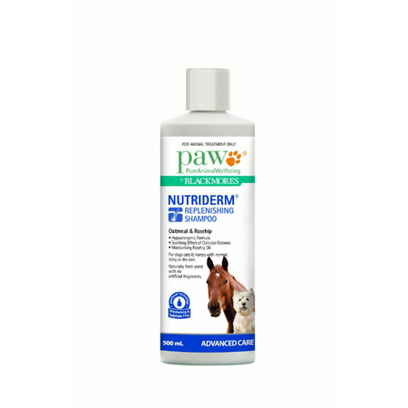 PAW Nutriderm Shampoo 500ml