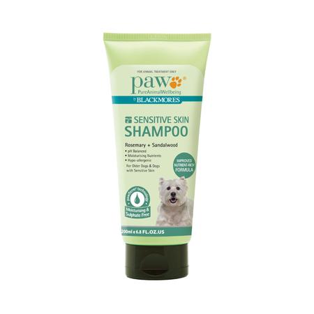 PAW Sensitive Dog Shampoo  200ml