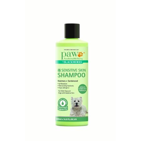 PAW Sensitive Skin Shampoo - 500ml