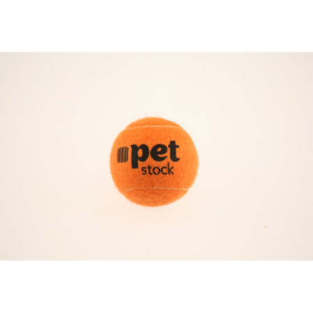 PETstock Tennis Ball Dog Toy Medium